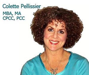 PCC, MBA, MA, Colette Pellissier Executive Coach
